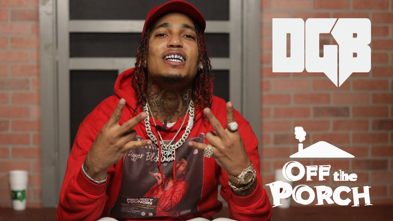 Off The Porch - Project Youngin Talks About Saving A Kid's Life, King Von, YNW Melly & More