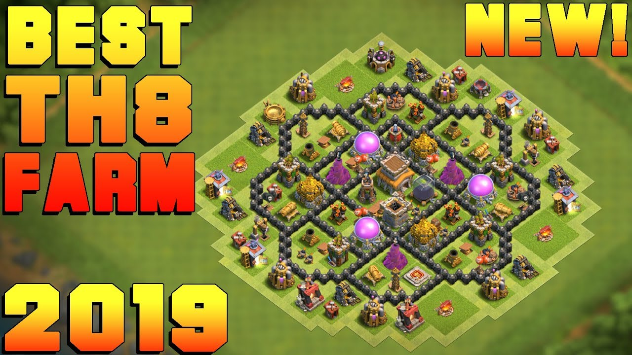 The Best Base Th 8 11
