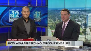 How wearable technology can save a life