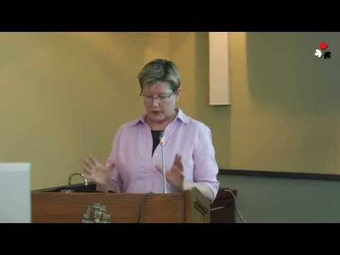 Hilary Holmes - Amnesty International Canada - Human Rights in Egypt Conf. at Canada Parliament