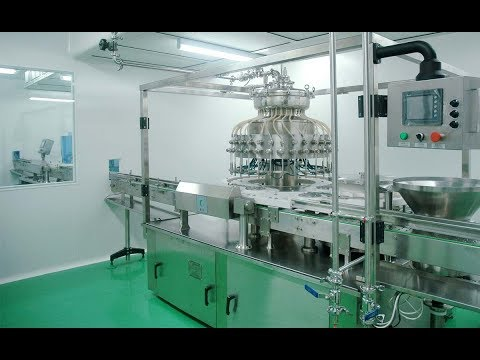 As built Pharmaceutical Cleanroom by HY Cleanroom www hycleanroom com