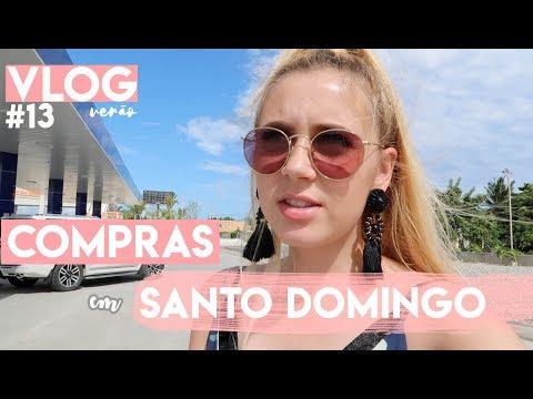 Às COMPRAS em Santo Domingo | MINI VLOG #13| Joana Gentil