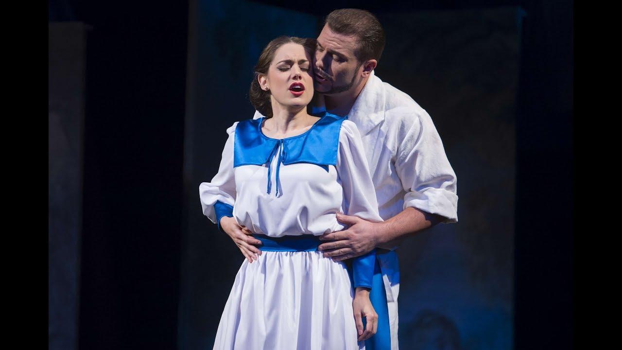 Lenka Pavlovič | Verdi | Falstaff | Pst, pst, Nannetta, vien qua | Duett Nannetta-Fenton