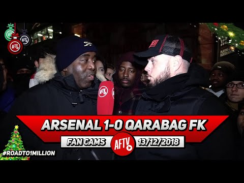 Arsenal 1-0 Qarabag FK | We Have To Play Our Strongest Side Against Tottenham! (DT)