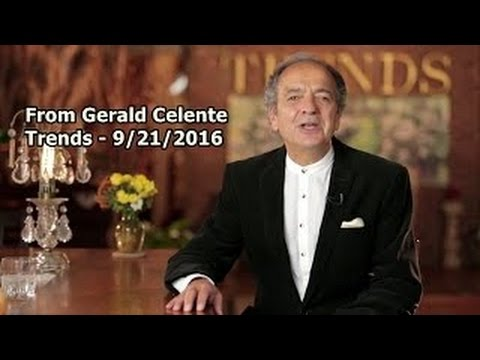 Gerald Celente Trends In The News Proof US Media HATES Peace, LOVES War 9 21 16