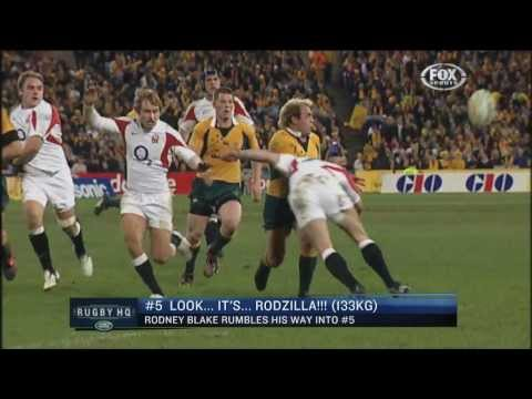Rugby HQ: Top 5 'Big Boppers' in World Rugby (130kg +)