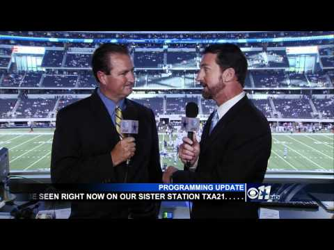 Broncos vs Cowboys [NFL Preseason 2011] [HD]