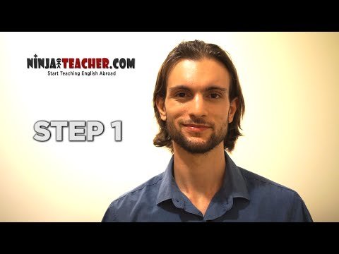 5 Simple Steps To Apply To Teach English In Korea, Thailand, Vietnam or China