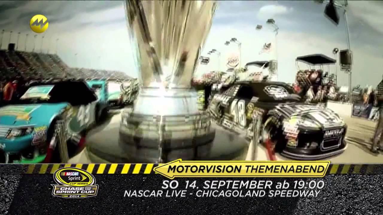 Motorvision Tv Nascar