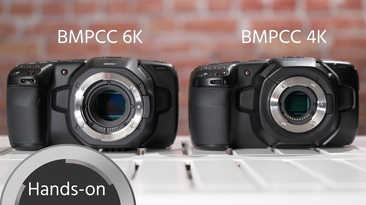 Bmpcc 6k Vs Bmpcc 4k Which One Is For You Youtube