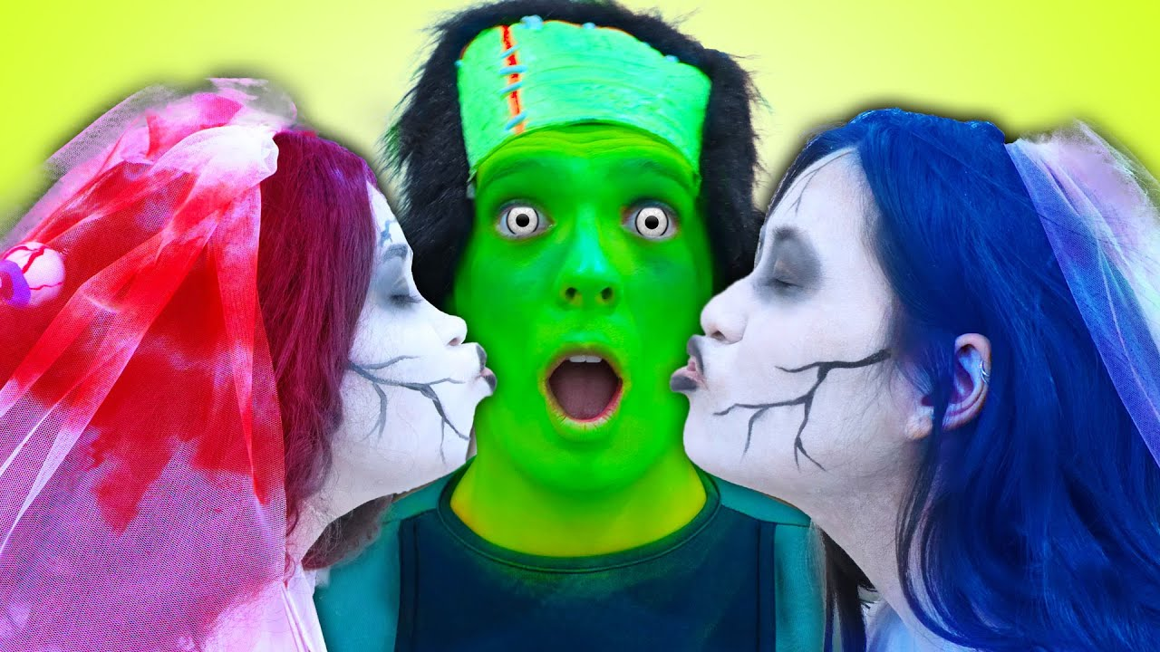 SURVIVAL HACKS FOR ZOMBIE WEDDING | CRAZY FUNNY WAYS TO PREPARE ZOMBIE WEDDING BY CRAFTY HACKS