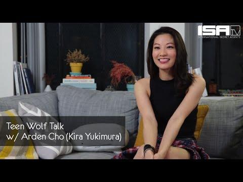 Teen Wolf Talk w/ Arden Cho (Kira Yukimura) - ISAtv ARTIST FEATURE