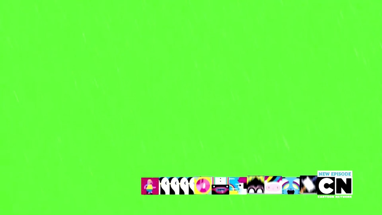 cartoon network check it 4 0 template green screen youtube