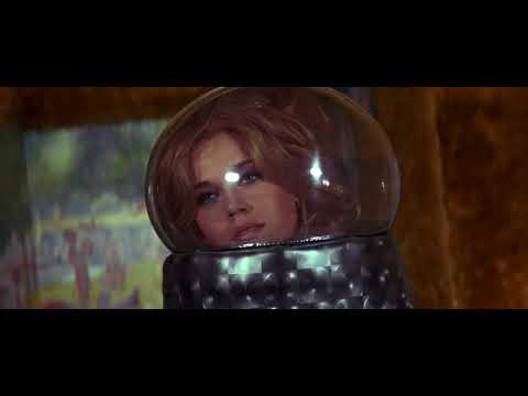 Barbarella, by Roger Vadim (1968) - Opening sequence (with Jane Fonda)