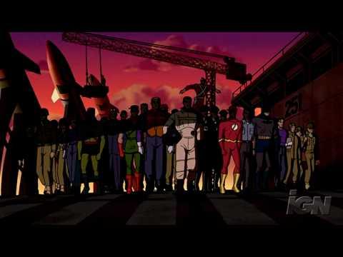 Trailer La Liga De La Justicia: La Nueva Frontera