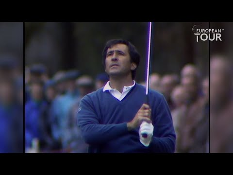 Remembering Seve Ballesteros
