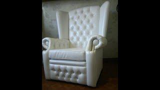 видео Каминное кресло