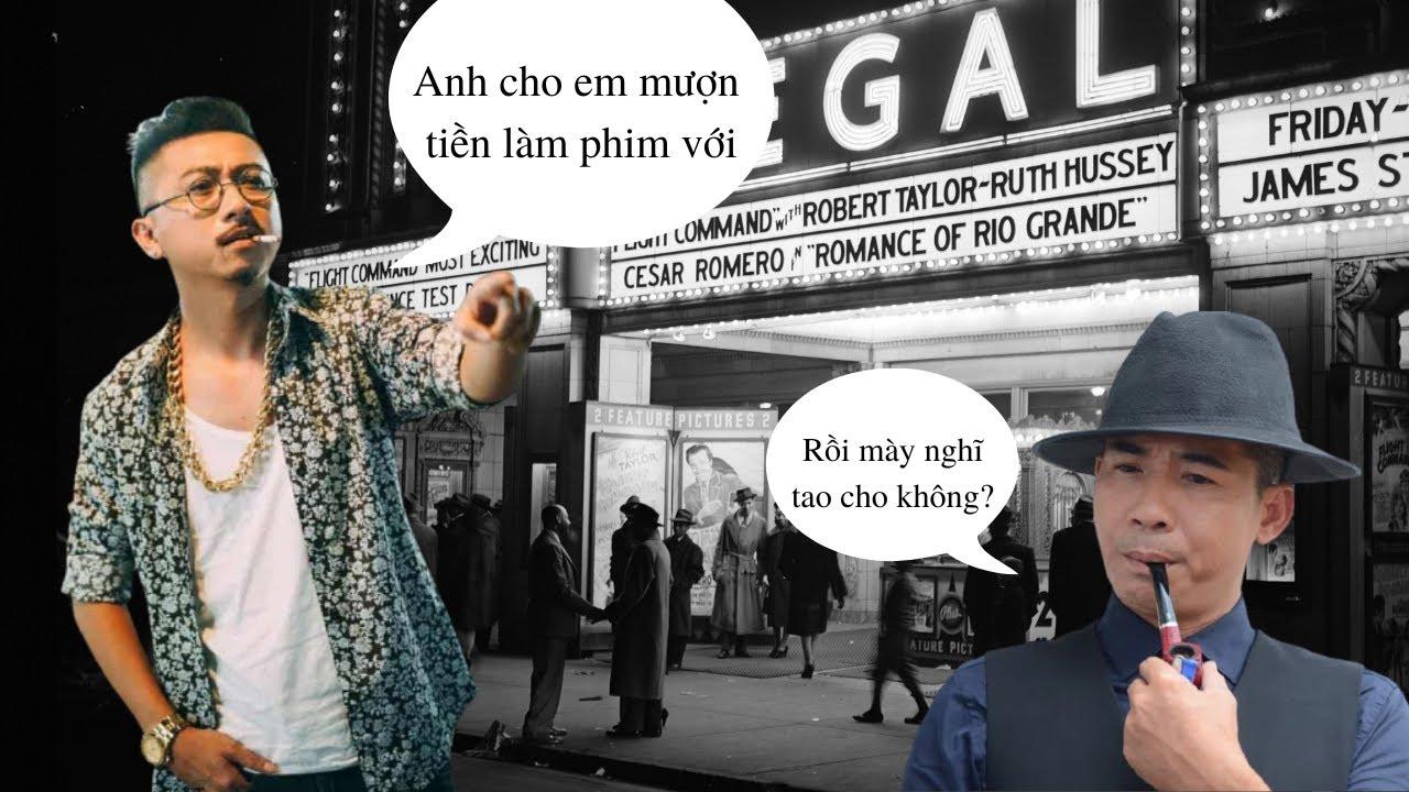 """""""Bảy Gà chuyện chưa kể""""- HMĐ mượn tiền quay phim mới"""