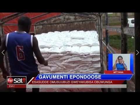 Download GAVUMENTI EPONDOOSE - Esasudde omusuubuzi gweyakubisa obuwunga