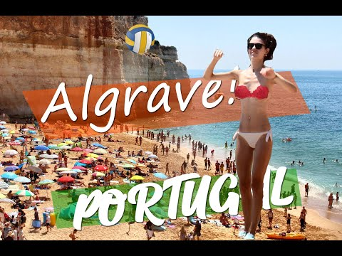 Portugal and Spain - Episode 4 - Algarve Beaches - part II