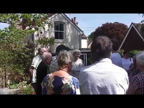 History Walk No 7 - Yew Tree Cottage, Spring Lane