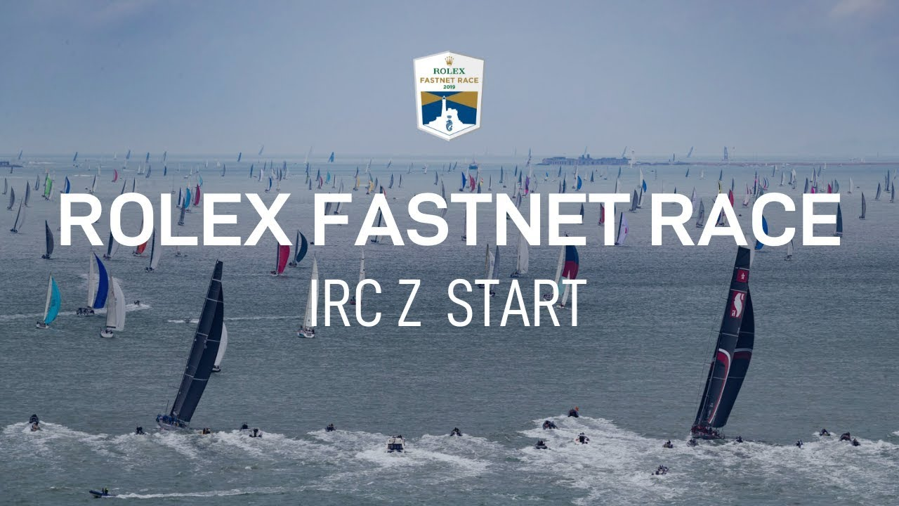 Rolex Fastnet Race 2019 | IRC Zero Start
