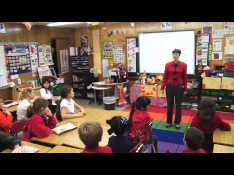 HISD Up Close- Mandarin Chinese Language Immersion Magnet School