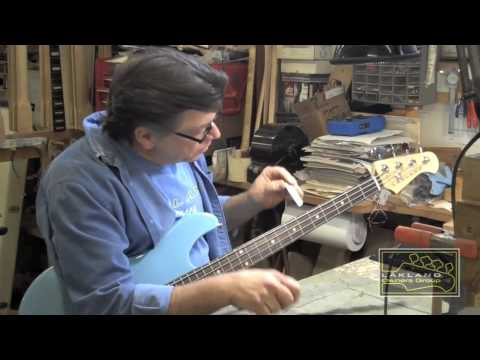 Lakland Bass Setup With Carl Pedigo (Part 1 of 2)