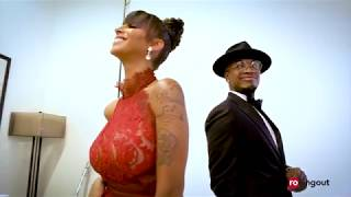 Rolling Out BTS coverage of Ne-yo and his wife Crystal Renay