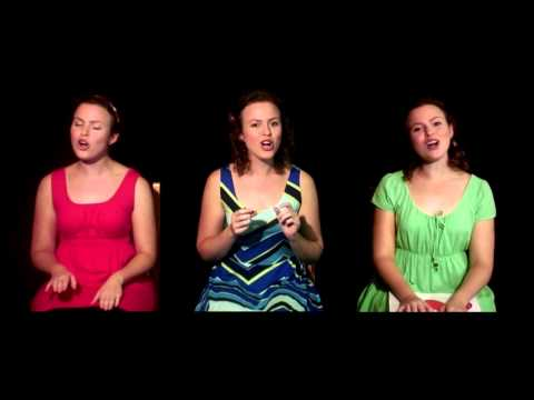 Bushel and a Peck - A CAPPELLA Andrews Sisters (Christy-Lyn)