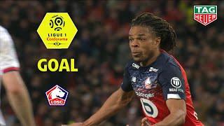 Goal Loïc REMY (33') / LOSC - Olympique Lyonnais (1-0) (LOSC-OL) / 2019-20