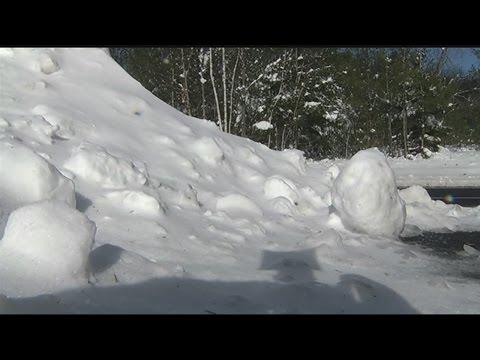 Snow in Hanover