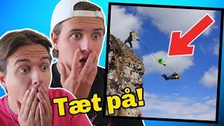 TÆT PÅ!! | Vi må IKKE Pause Videoen!