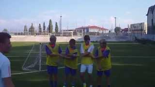 Футбольный лагерь Ангелболл. Приколы