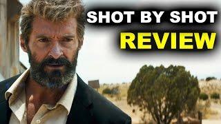 Logan 2017 Trailer REVIEW & BREAKDOWN