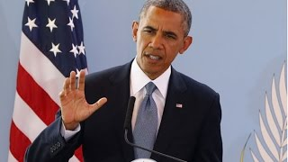 World awaits US President Barack Obama's UN address