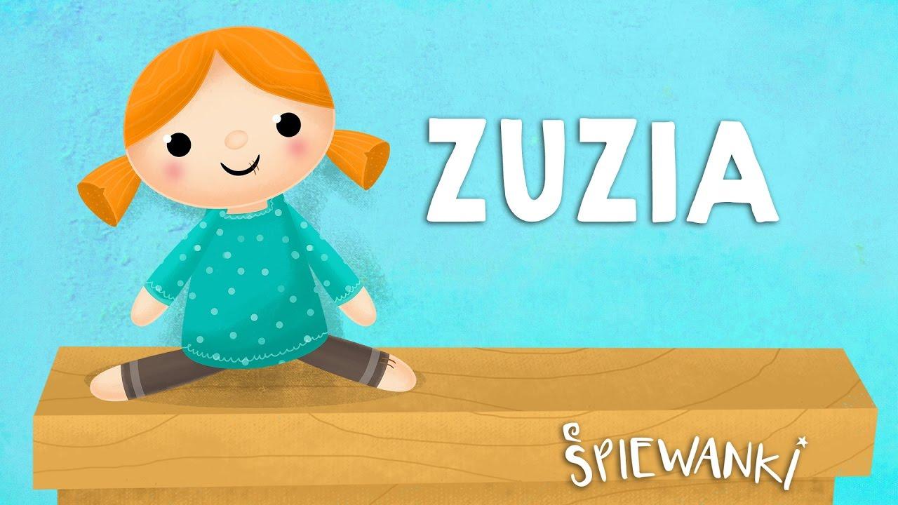 Zuzia Lalka Nieduża śpiewankitv Piosenki Dla Dzieci
