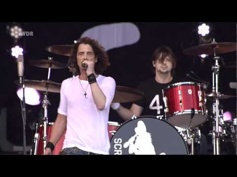 Chris Cornell - Be Yourself - Pinkpop '09