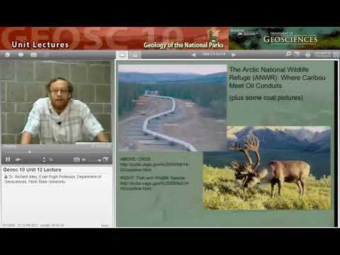GEOSC10 Unit 12 Lecture: Biodiversity, Climate Change & the Future
