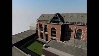 Реконструкция зданий, устройство перекрытий RECTOR - RECTOLIGHT