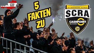 5 FAKTEN zum SCR ALTACH (Fussball Österreich Bundesliga)