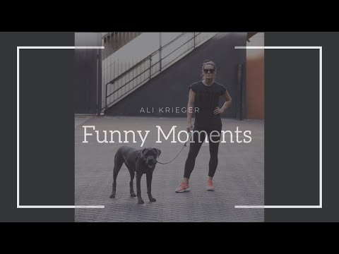 Ali Krieger, Funny Moments