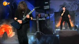 Blind Guardian - Quest of Tanelorn live @ Wacken 2011