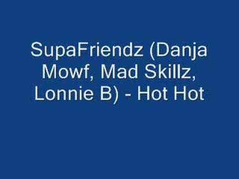 SupaFriendz - Hot Hot