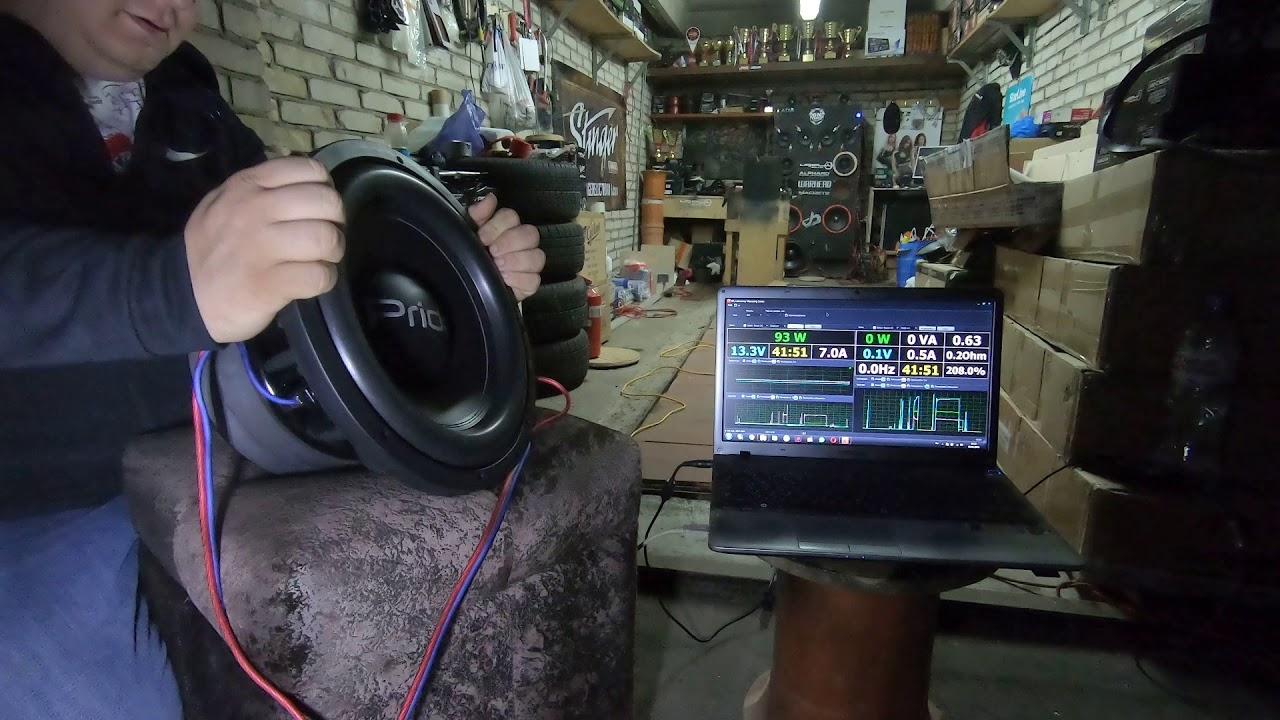 Самый большой сабвуфер в Мире Deaf Bonce 32 дюйма Alphard | The .