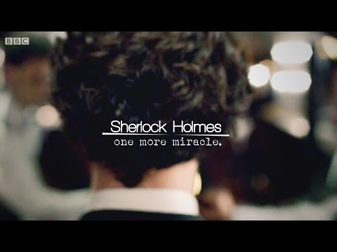 One more miracle ◊ Sherlock [3x01]