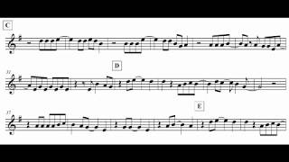 Sheet music for the whole band available @ sheetmusicplus: https://www.sheetmusicplus.com/title/21148945?aff_id=606631 backing track (concert f) of this 1984...