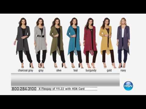 HSN | Slinky Brand Fashions 01.28.2017 - 01 PM