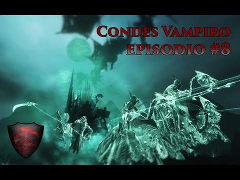 Total War WARHAMMER | Campaña con Condes Vampiro - Episodio 8