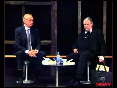 And So It Went: Bob Ellis in conversation with Bob Carr (Sydney Writers' Festival 2009) p2